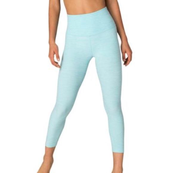 b32f20673f902d Beyond Yoga Pants | Spacedye High Waist Crop Leggings | Poshmark