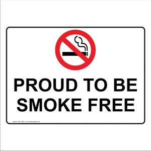 Other - Smoke free home