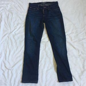 Lucky Brand Sofia Straight Denim Jeans
