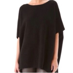 Vince gorgeous poncho sweater
