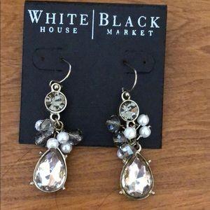 Jewelry - White House Black Market Earrings