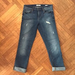 Banana Republic ankle jeans