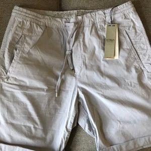 New- 40Weft Bermuda shorts