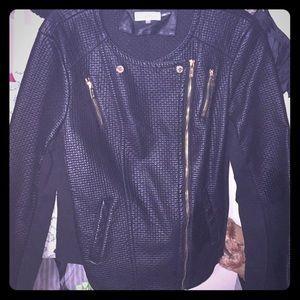 Calvin Klein black Gold jacket