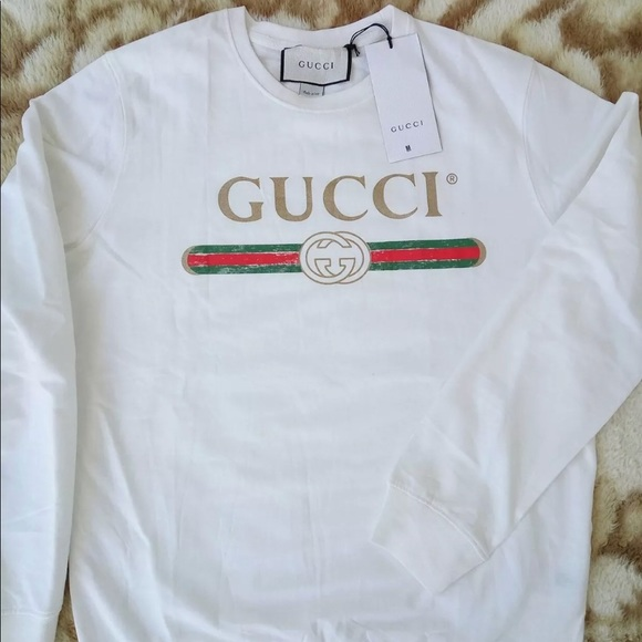 0352c0c35 Gucci Shirts | Brand New Tshirt Long Sleeve | Poshmark