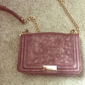 NWT BCBG Spiced Wine colored Purse