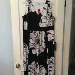 Avenue long summer dress