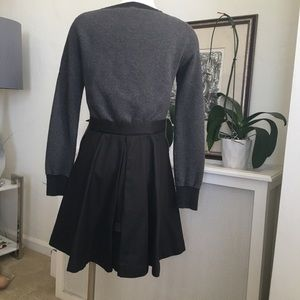 SACAI 1909 peplum dress, Sz 1