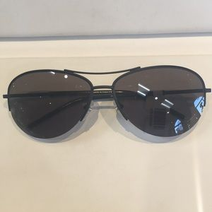 Marc Jacobs  marc61s Black aviator sunglasses nwt