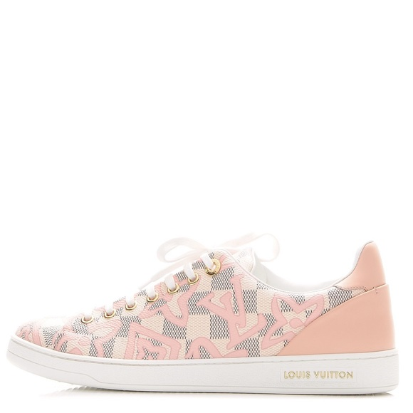92e076070e0 Louis Vuitton Shoes - Louis Vuitton Tahitienne Bora Bora Sneakers