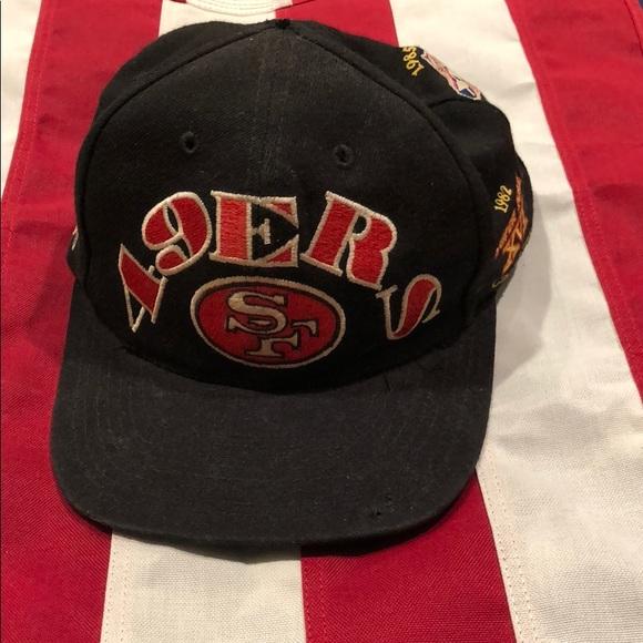 05116067 49ers Super Bowl hat