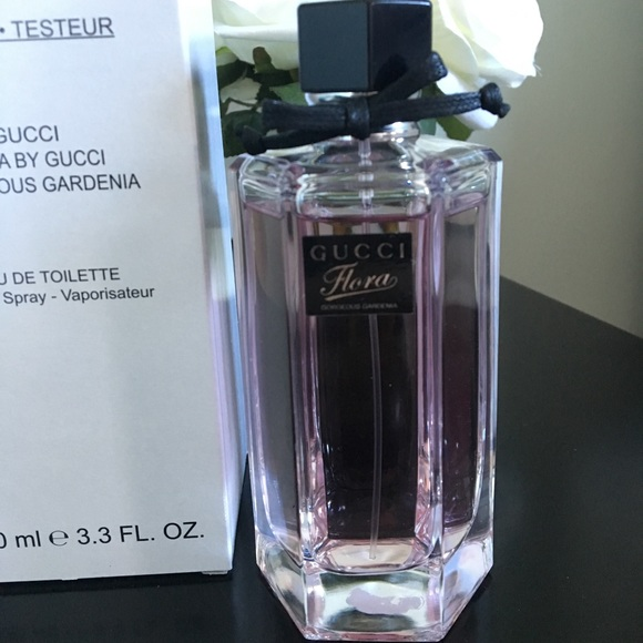 73f490a24cb   TESTER   Gucci Flora Gorgeous Gardenia 3.3oz