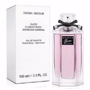 d5010a17dda Gucci Other -   TESTER   Gucci Flora Gorgeous Gardenia 3.3oz