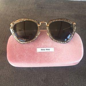 Authentic MiuMiu sunglasses. Price is firm.