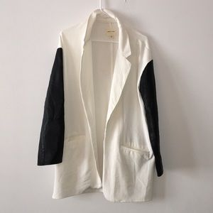 Urban Outfitters Black & White Jacket