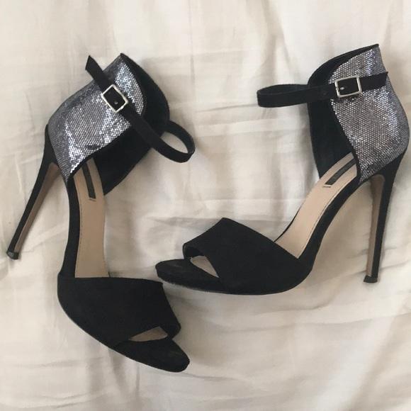 Shoemint Shoes - Fun sparkle heels