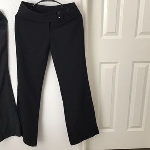 Black dress slacks New never worn