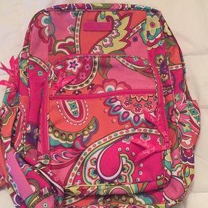 NWOT Vera Bradley Backpack
