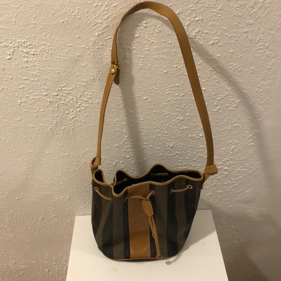 e0a1986ca2af cheapest fendi zucca palazzo bucket bag 33dee 45e1e  greece vintage fendi  bucket bag dca4a d683a