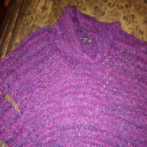 """""""Rafaella"""" Cocoon Style Cowlneck Sweater Size Med"""