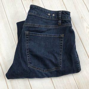 CAbi Boot Cut Dark Denim Jeans