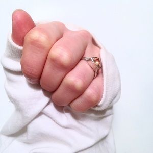Jewelry - • the shield ring