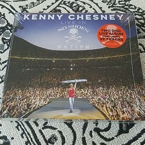 Other - NWT Kenny Chesney CD