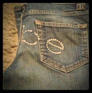Bebe jeans size 27