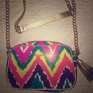 Lilly Pulitzer crossbody purse EUC