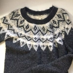 Sonoma winter sweater