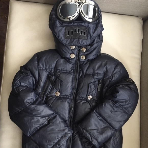 098bc6be1 Bilemi Jackets & Coats | Sold Snow Down Hooded Jacket Boys 78 Y ...