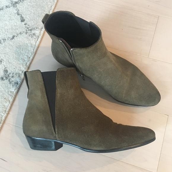 7a4d747a6c5 Isabel Marant Shoes - ✨Isabel Marant Patsha Chelsea Booties Suede 7.5 38