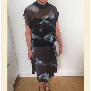 3.1 Phillip Lim 2-piece silk dress