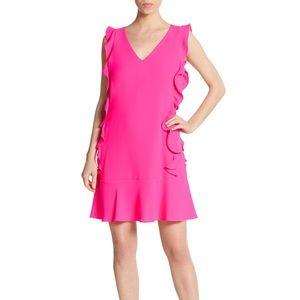Cece Cynthia Steffe Pink Harper Sleeveless Dress