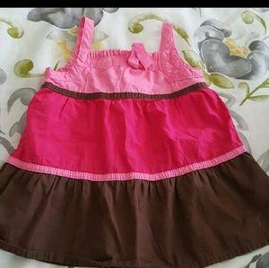 Bundle of infant dresses