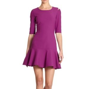 NWT Elizabeth and Taylor Dress with Flare Bottom