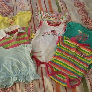 Baby summer bundle