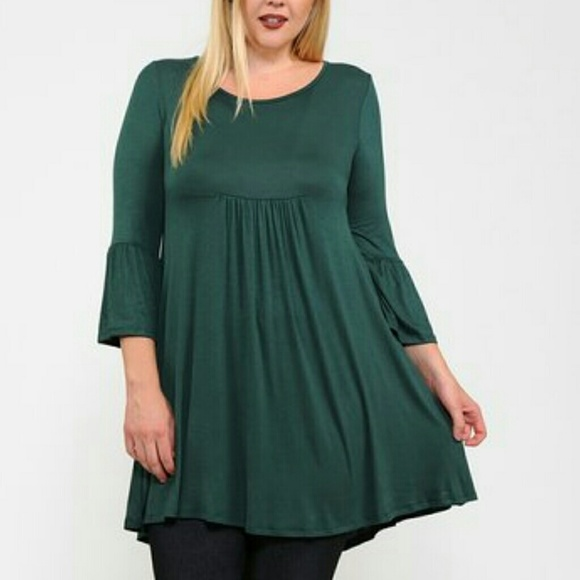 Evelie Tops - Plus tunic