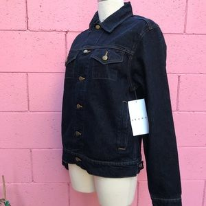 American Apparel denim jackets