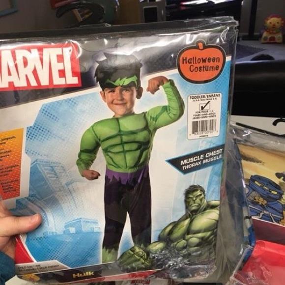 Baby Hulk Costume  sc 1 st  Poshmark & Costumes | Baby Hulk Costume | Poshmark