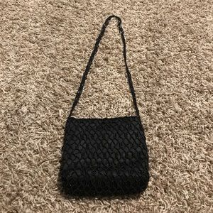 Bloomingdales shoulder bag.
