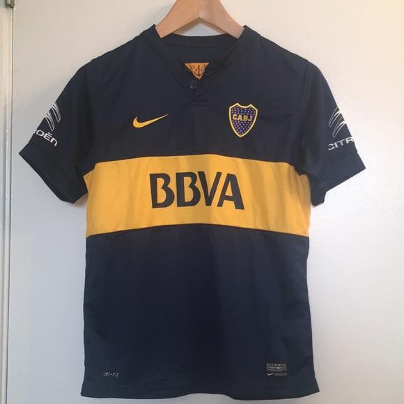 new arrivals 27e33 c6396 Like new Nike Boca Juniors soccer jersey
