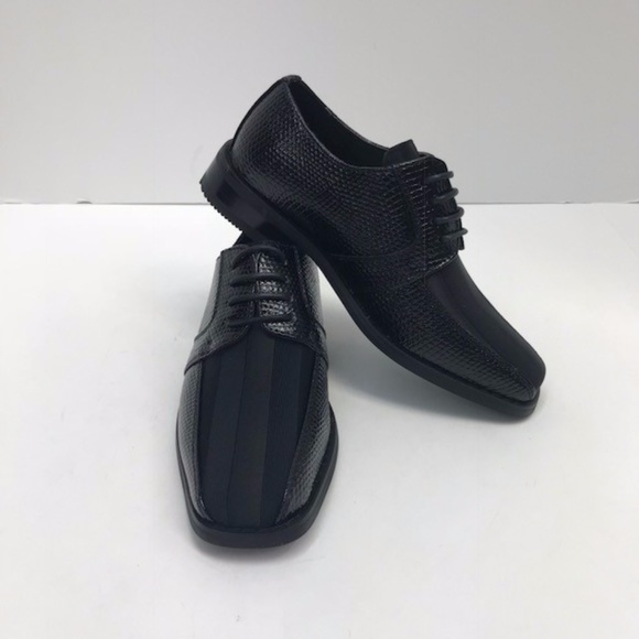 Viotti Shoes Little Boys Black Dress With Satin Poshmark