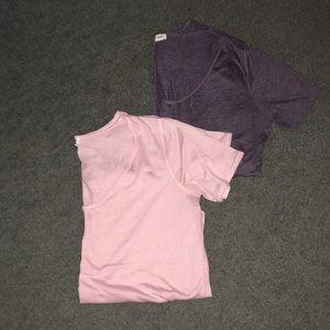 2 Garage Brand t shirts both size M