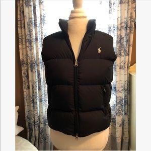 Ralph Lauren Sport - BLACK vest