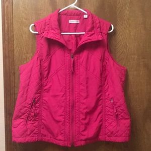 Women's Coldwater Creek Lightweight Vest, Size 1X