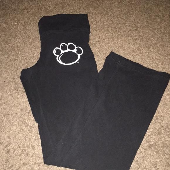 e2c06a92832c6 PINK Victoria's Secret Pants | Victorias Secret Penn State Yoga ...