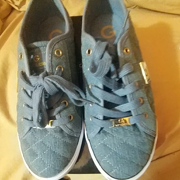 Guess Shoes   Guess Denim Sneakers