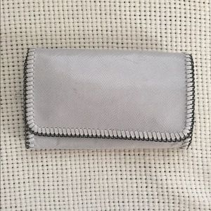 NWT Stella McCartney-like faux leather purse