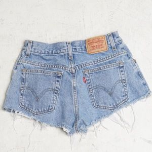 SALE🎉Vintage 90's 550 Cheeky Cutoffs